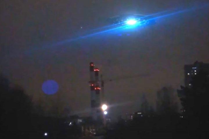 «Кварцевание от коронавируса»: нижегородцы обсуждают в соцсетях «летающую тарелку» на улице Тимирязева - фото 1