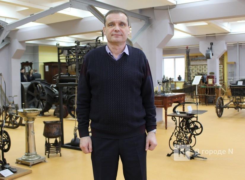 «Все началось со штангенциркуля», - директор нижегородского Технического музея Вячеслав Хуртин - фото 17
