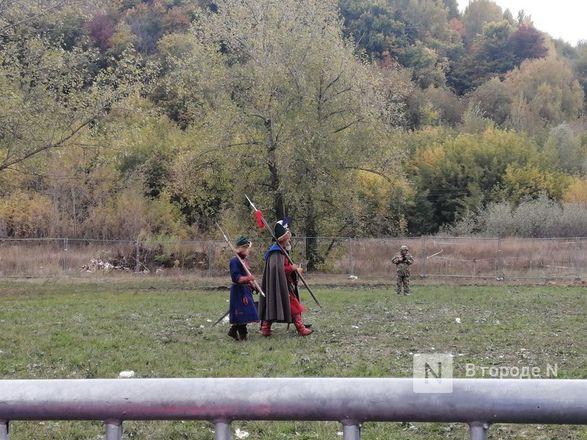 Нижегородцы стали участниками средневекового сражения  - фото 13