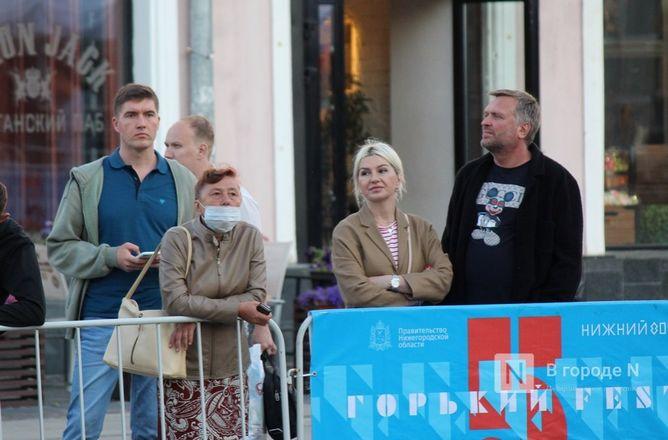Подземный кинотеатр и 30 тысяч зрителей: V «Горький fest» завершился в Нижнем Новгороде - фото 27