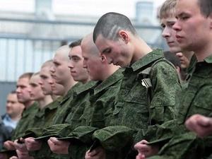Этой осенью в Нижегородской области нет уклонистов от армии
