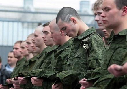 Осенью 2018 года в Нижегородской области не было уклонистов от армии