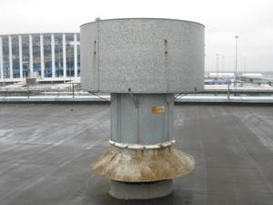 Канализационная насосная станция загрязняла воздух в Нижнем Новгороде