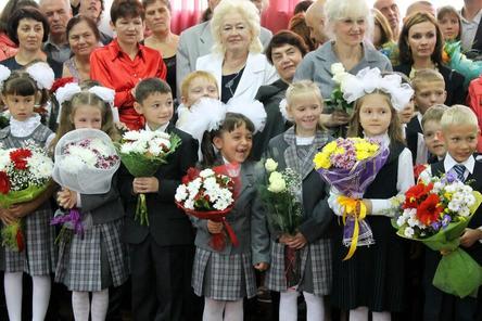 Более 36 тысяч первоклашек из Нижегородской области пригласят в детский город профессий