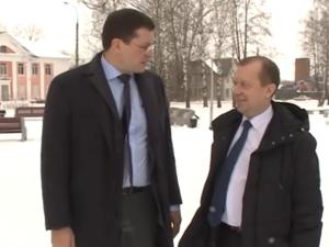 «Левкович, проснись!»: Никитин устроил взбучку главе Балахнинского района