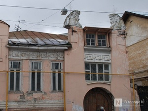 Реставрация «шахматного дома» велась с нарушениями
