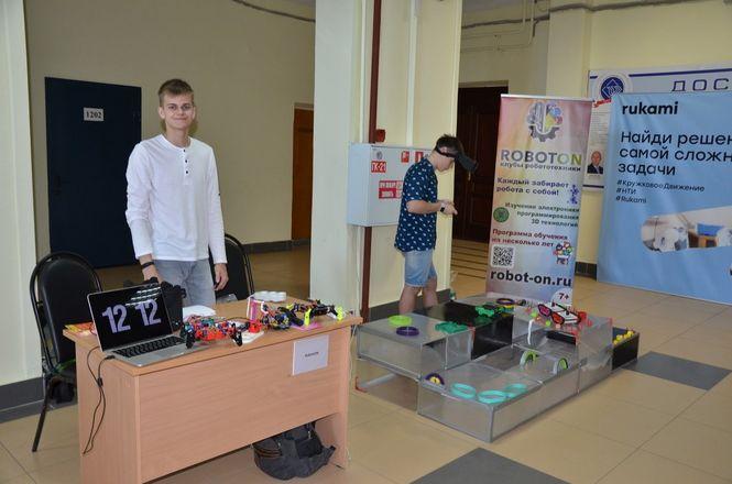 По стопам Кулибина: фестиваль изобретателей Rukami впервые прошел в Нижнем Новгороде - фото 5